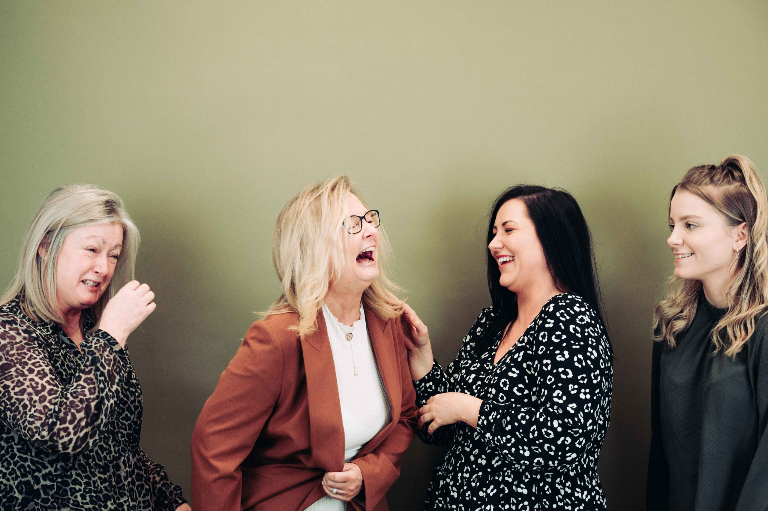 How we fit laughter and fun into our working day.